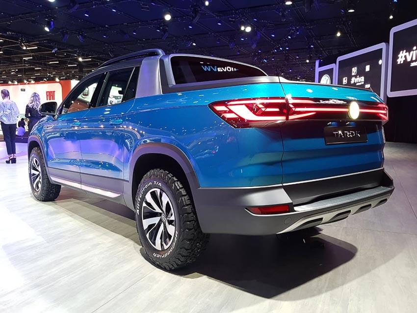 Volkswagen Tarok Concept 2