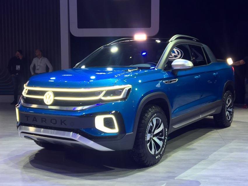 Volkswagen Tarok Concept 3