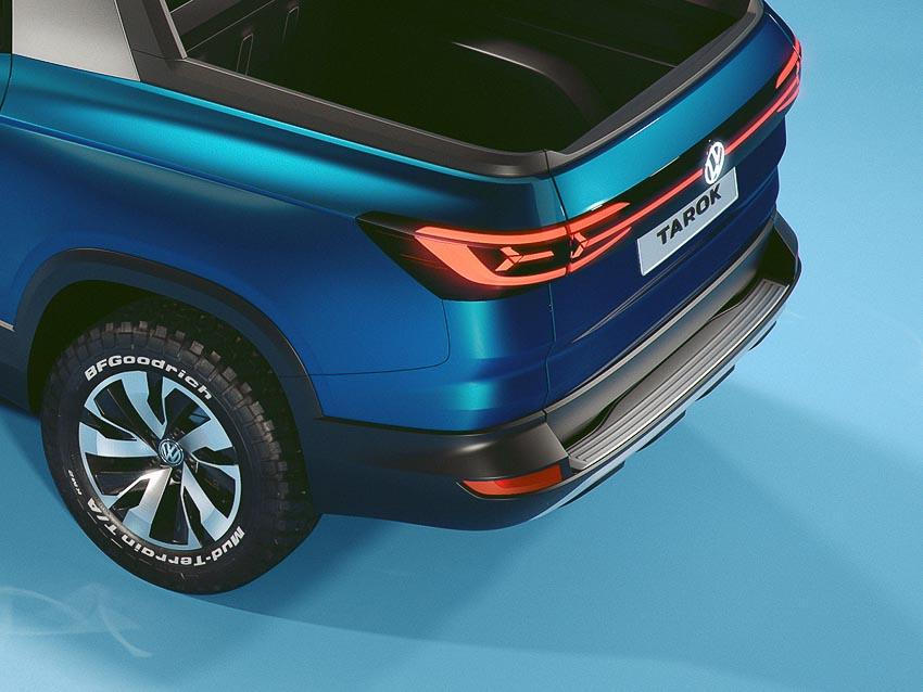 Volkswagen Tarok Concept 4