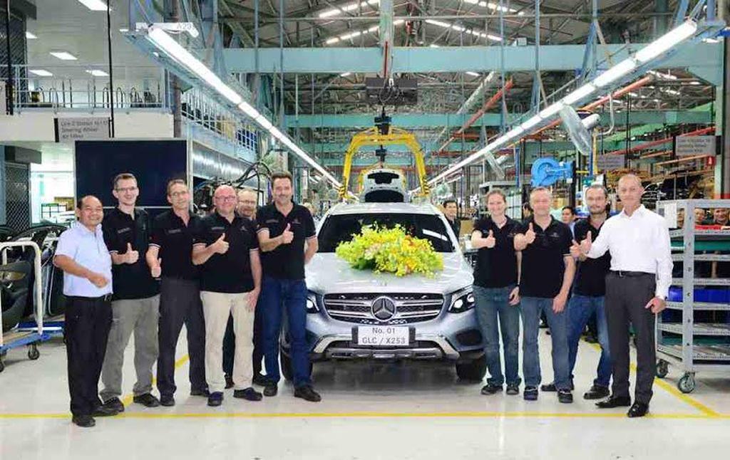 THACO xác nhận lắp ráp xe BMW, Mercedes và Volvo tại Việt Nam