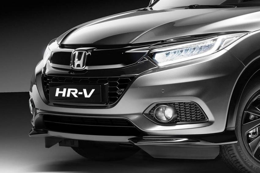 Honda HR-V Sport 2019 ra mắt