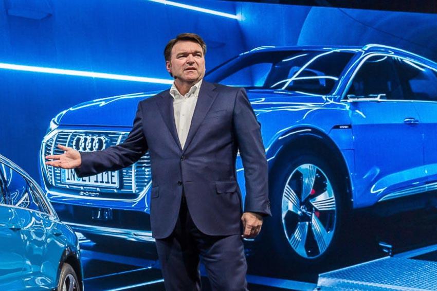 Audi chính thức bổ nhiệm Bram Schot làm CEO mới 1