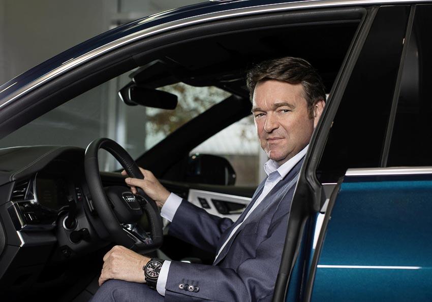 Audi chính thức bổ nhiệm Bram Schot làm CEO mới 2