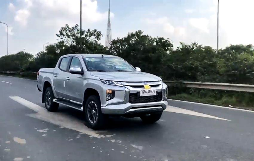 Mitsubishi Triton 2019 4