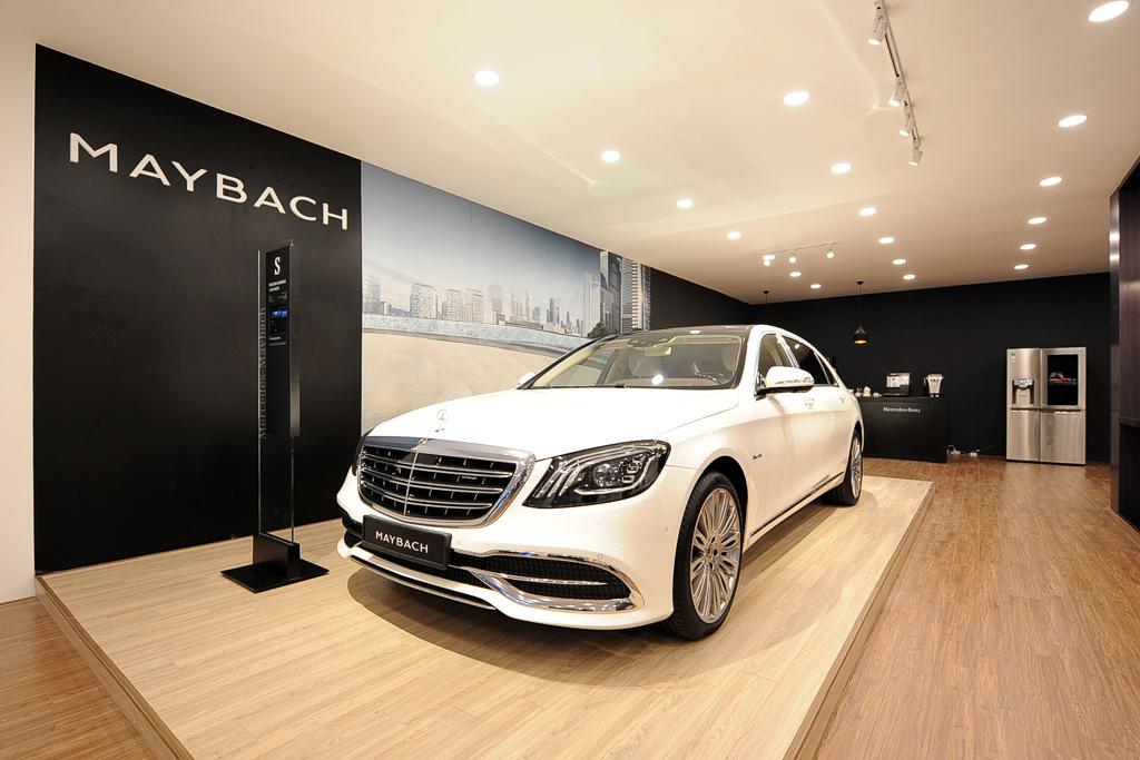 Bảng giá xe Mercedes-Benz tại Việt Nam 5