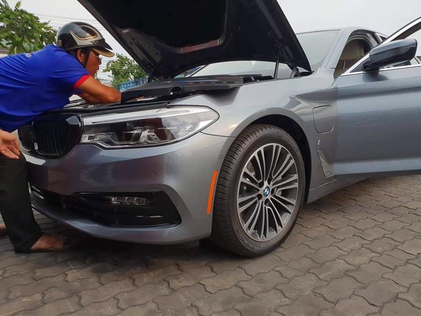 BMW 530e 2018 1