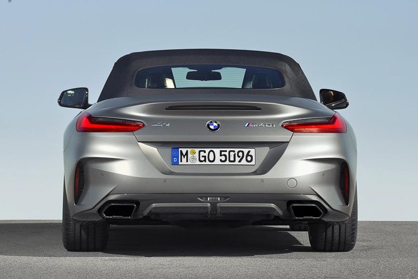 BMW Z4 Roadster M40i 2020 10