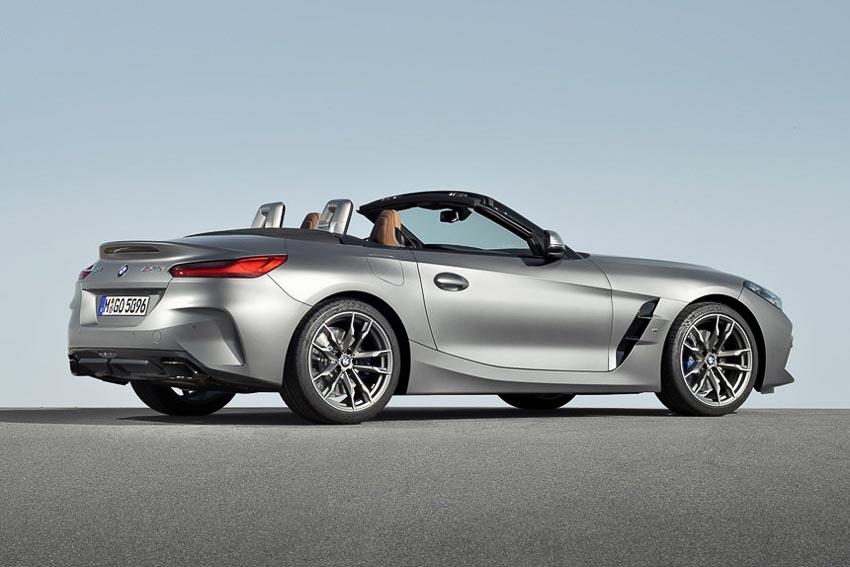 BMW Z4 Roadster M40i 2020 11