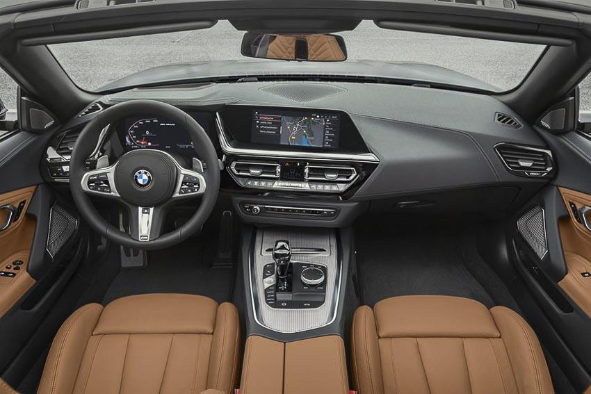 BMW Z4 Roadster M40i 2020 3