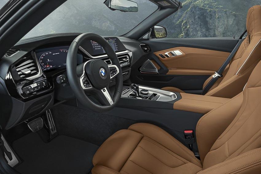 BMW Z4 Roadster M40i 2020 4