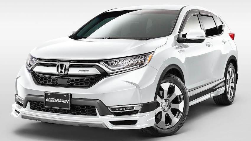Bộ ba Honda mới lạ hơn với gói độ Mugen chính hãng 1