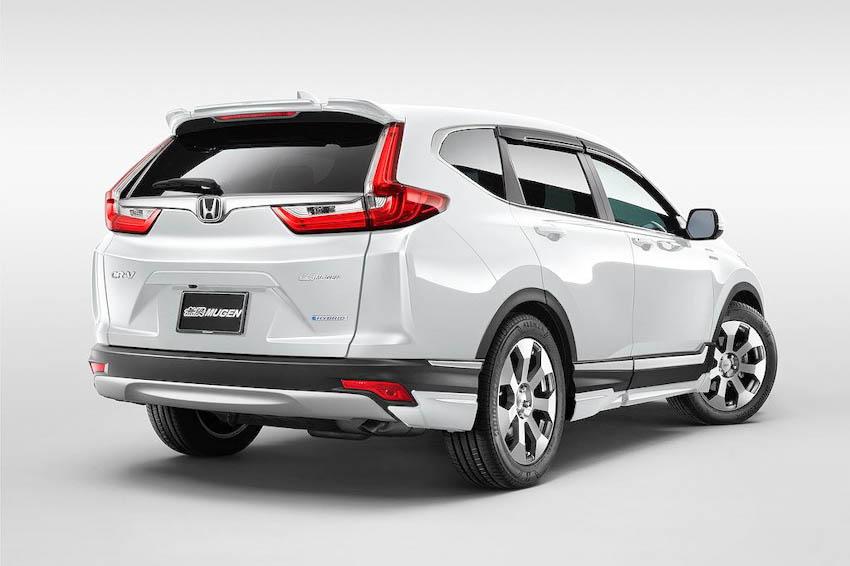 Bộ ba Honda mới lạ hơn với gói độ Mugen chính hãng 2
