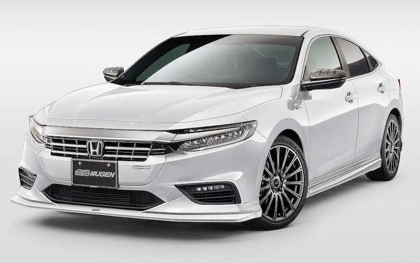 Bộ ba Honda mới lạ hơn với gói độ Mugen chính hãng 3