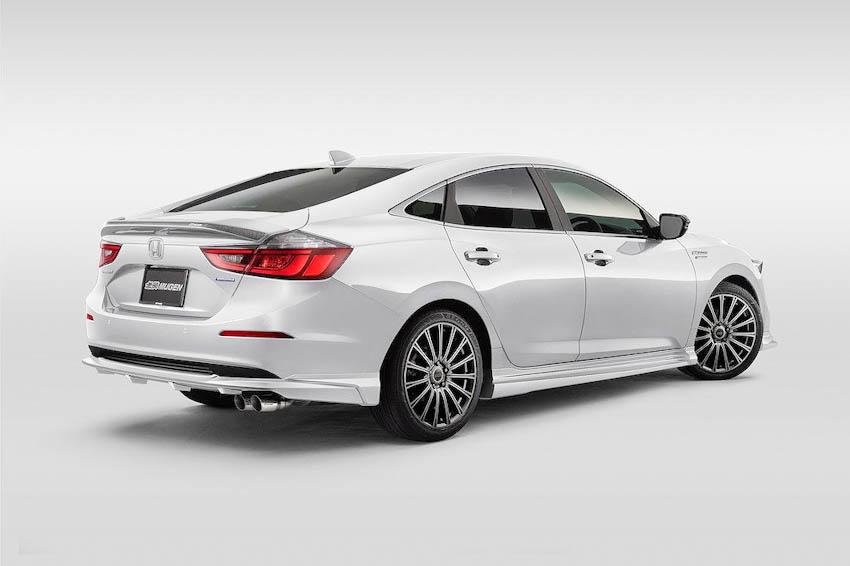 Bộ ba Honda mới lạ hơn với gói độ Mugen chính hãng 4