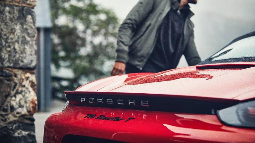 Porsche 718 T Cayman/Boxster 13