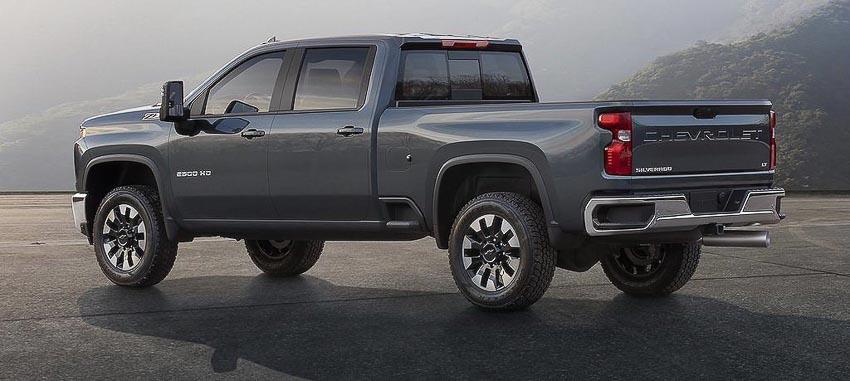 Chevrolet Silverado HD 2