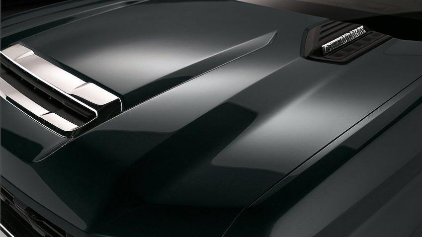 Chevrolet Silverado HD 4