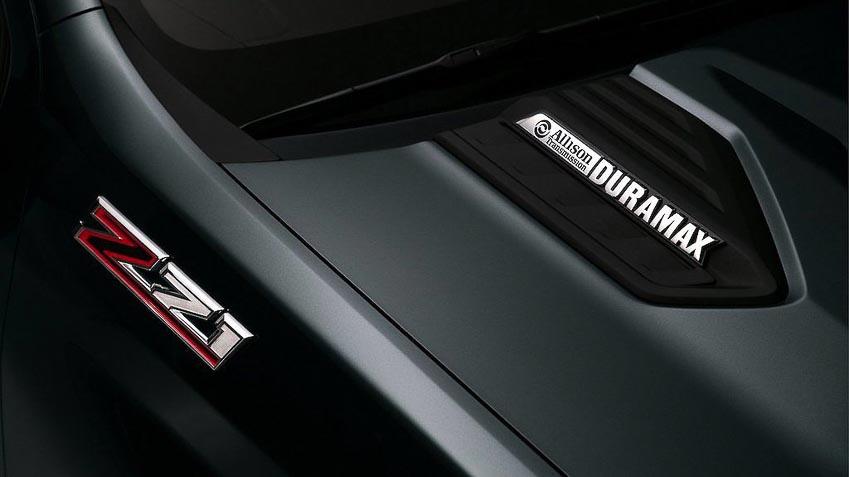 Chevrolet Silverado HD 5