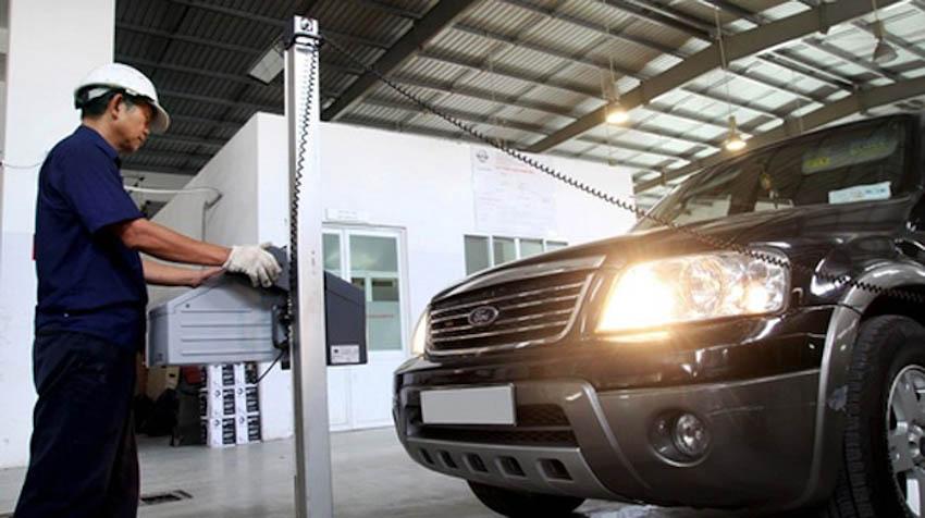 Mua xe cuối năm, cần lưu ý những gì khi đăng kiểm ôtô? 2