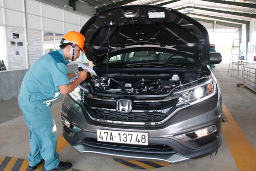 Mua xe cuối năm, cần lưu ý những gì khi đăng kiểm ôtô? 3