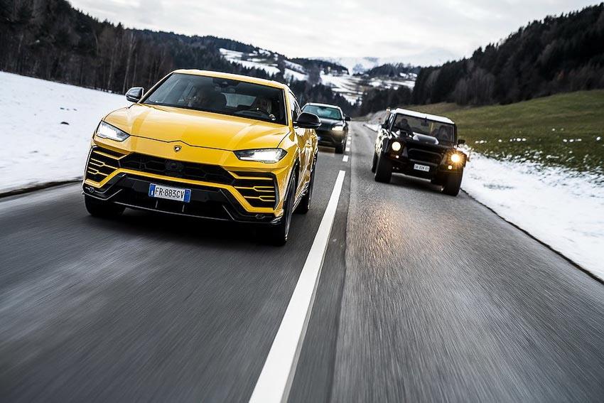 siêu SUV Lamborghini 15