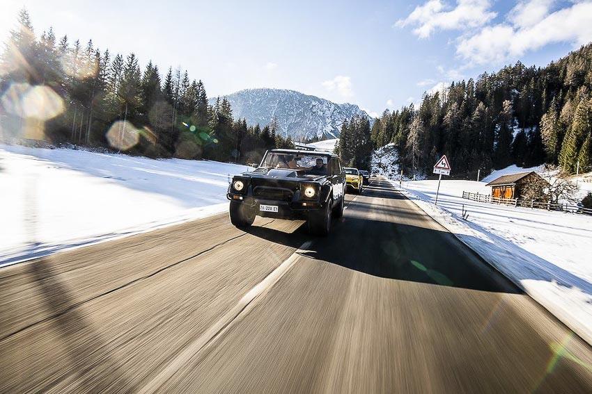 siêu SUV Lamborghini 2