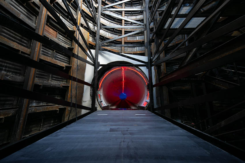 Đường hầm dưới lòng đất đầu tiên của Elon Musk đi vào giai đoạn thử nghiệm 3