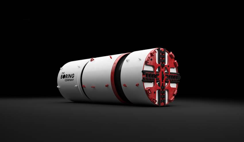 Đường hầm dưới lòng đất đầu tiên của Elon Musk đi vào giai đoạn thử nghiệm 5