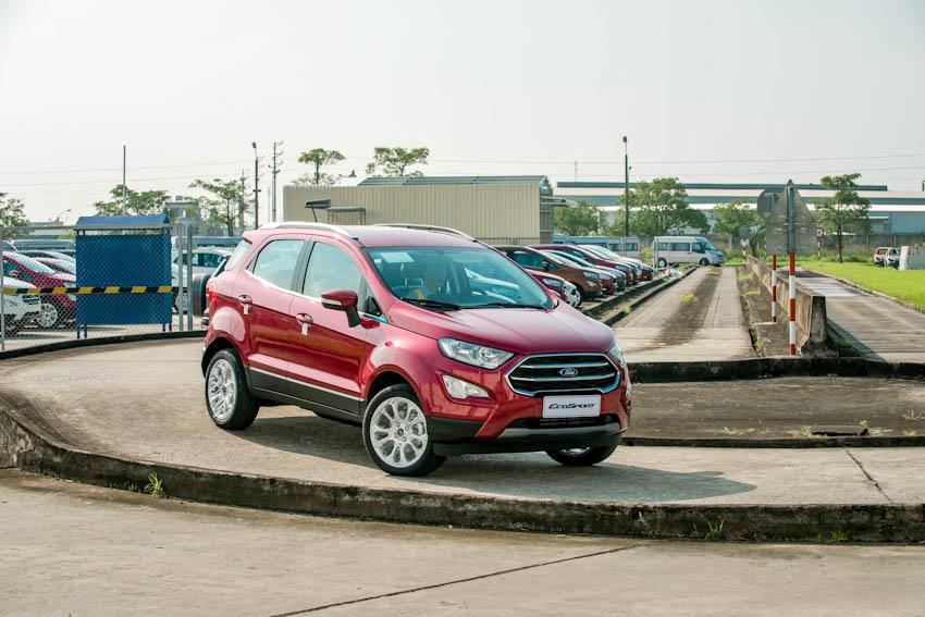 Ford Việt Nam xuất xưởng chiếc EcoSport thứ 20.000 4