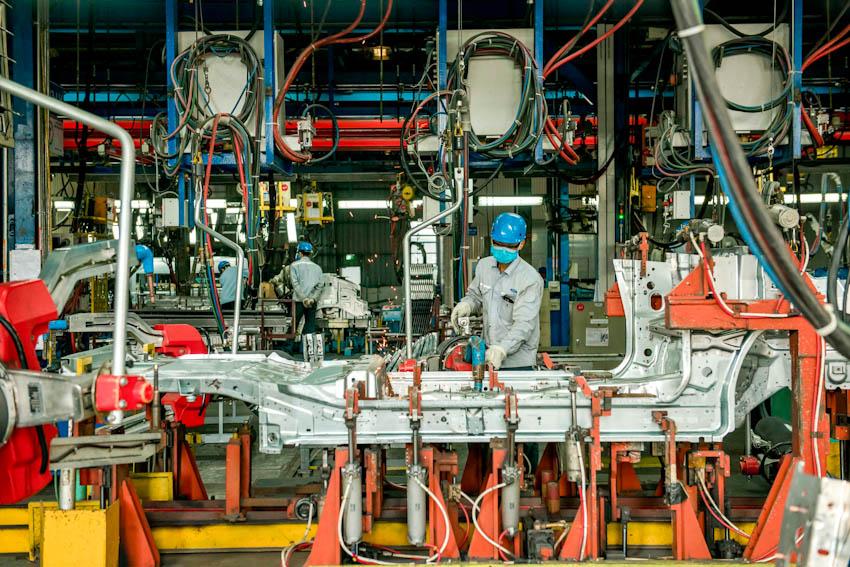 Ford Việt Nam xuất xưởng chiếc EcoSport thứ 20.000 7