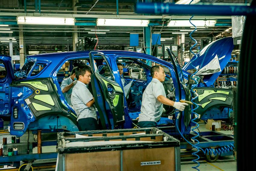 Ford Việt Nam xuất xưởng chiếc EcoSport thứ 20.000 8