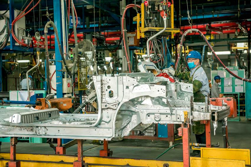 Ford Việt Nam xuất xưởng chiếc EcoSport thứ 20.000 9