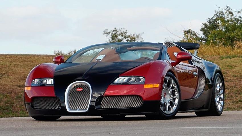 Bugatti Veyron 7