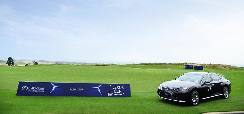 giải golf Lexus Cup 2018 8