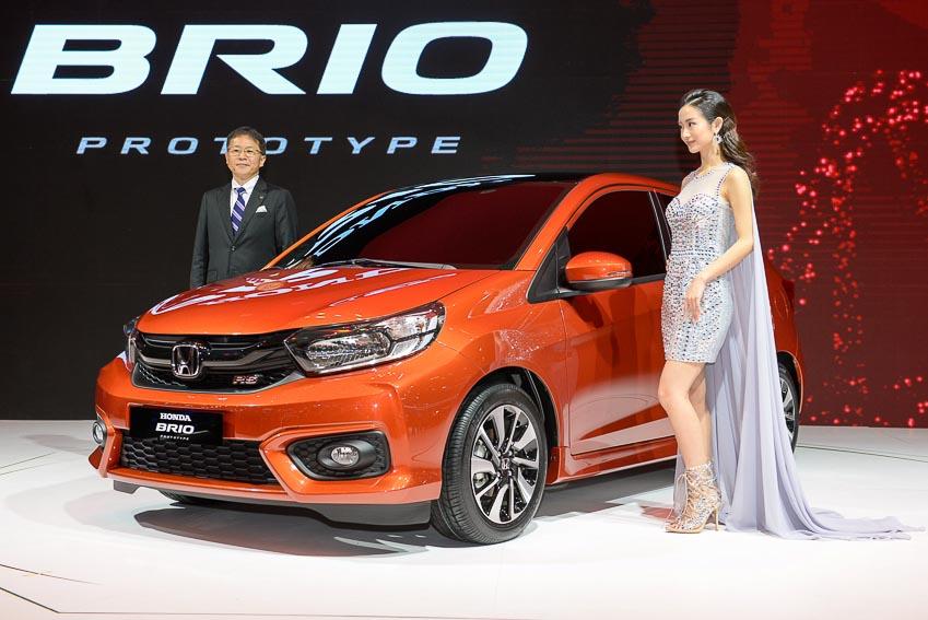 Honda Brio và BR-V sắp về đến Việt Nam, đại lý đã nhận đặt cọc 1