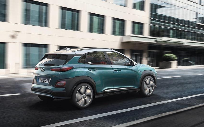 Hyundai Kona Electric 2019 1