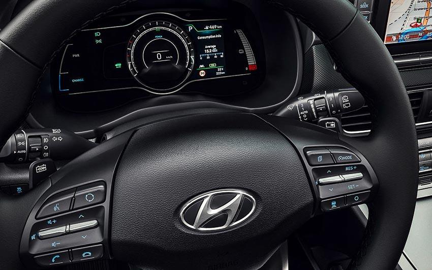 Hyundai Kona Electric 2019 7