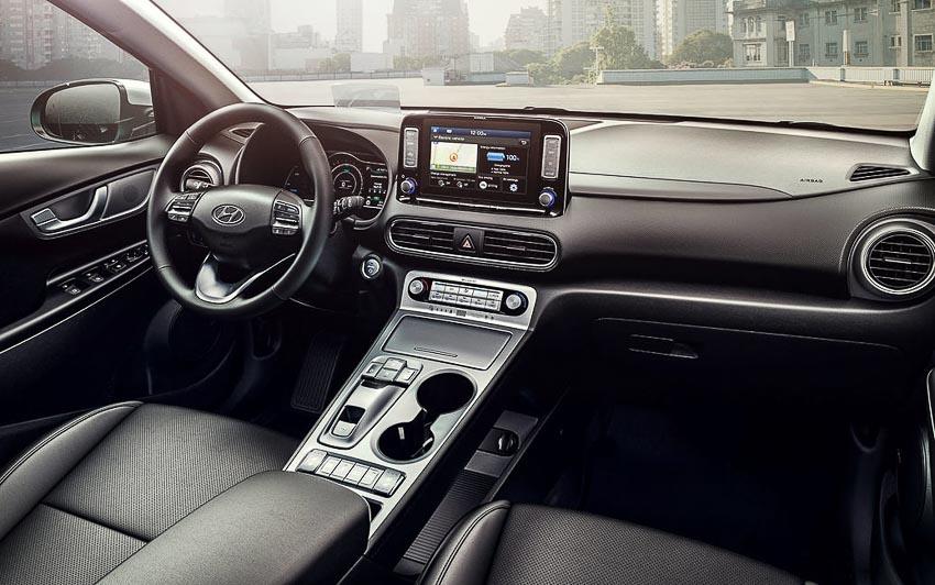 Hyundai Kona Electric 2019 8