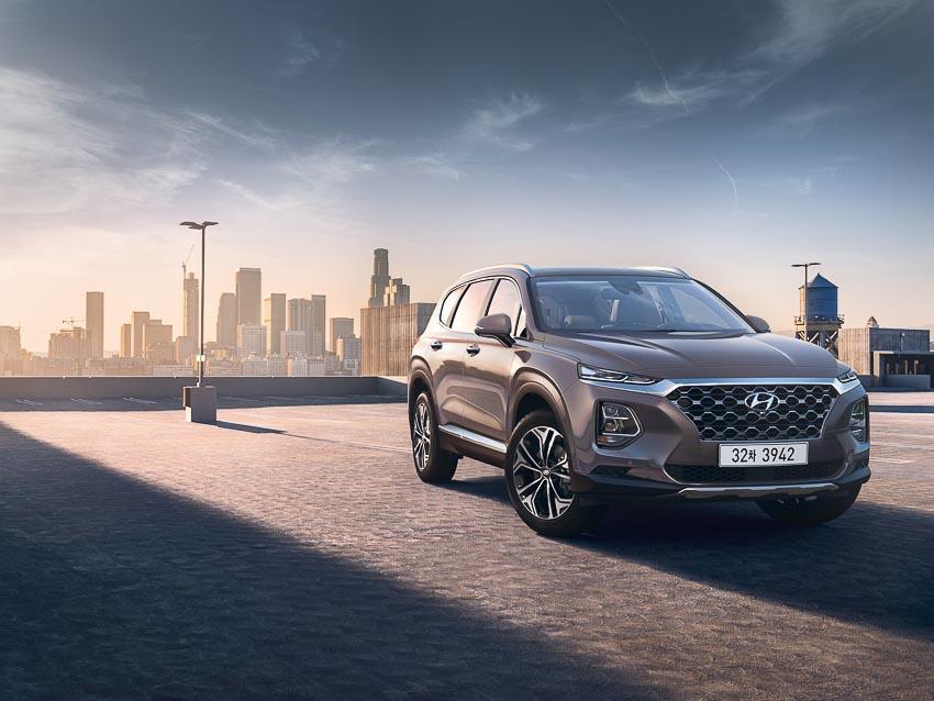 Hyundai SantaFe 2019 3