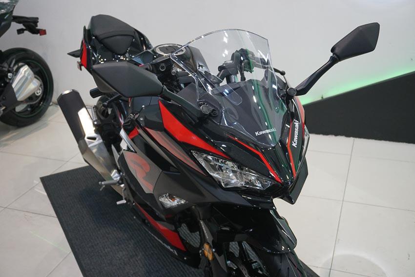 Kawasaki Ninja 400 ABS 2019 10