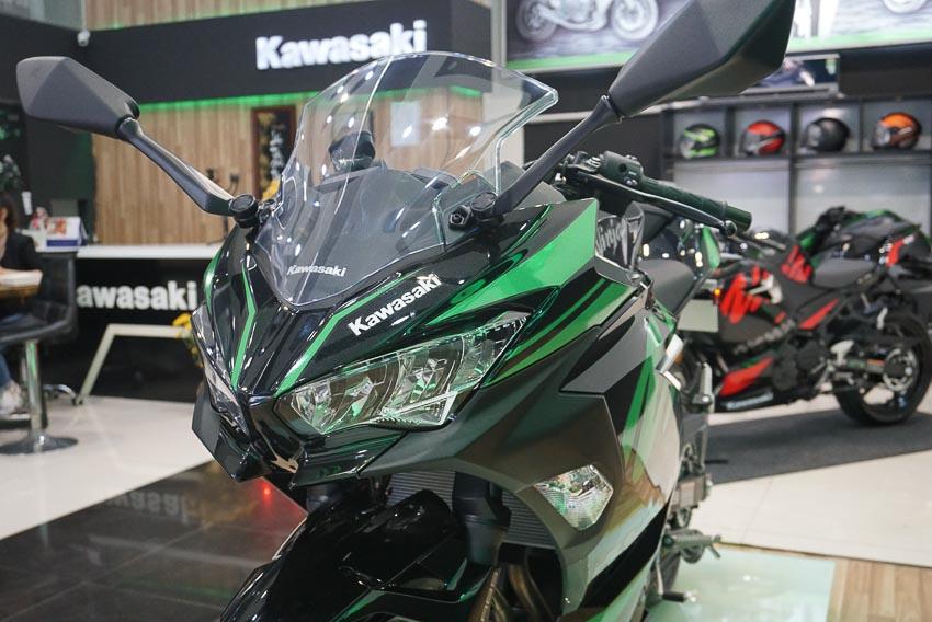 Kawasaki Ninja 400 ABS 2019 11
