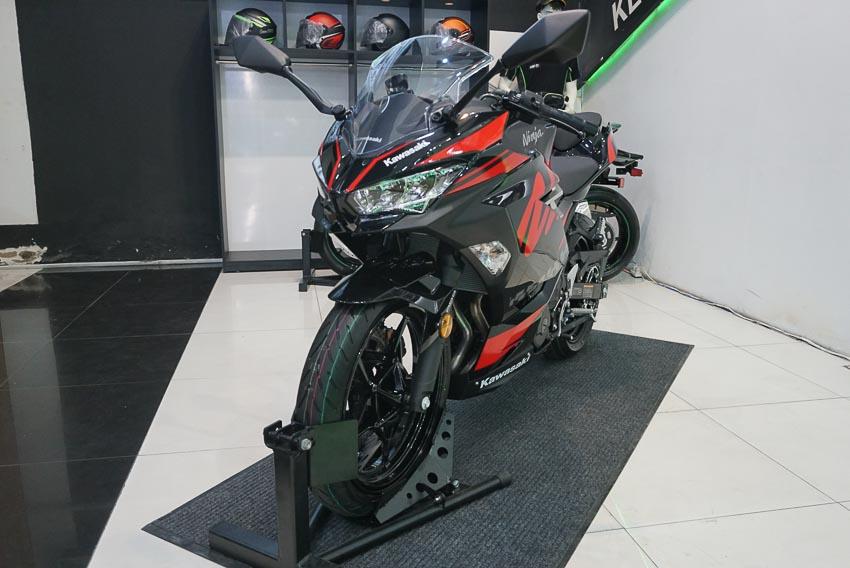 Kawasaki Ninja 400 ABS 2019 12