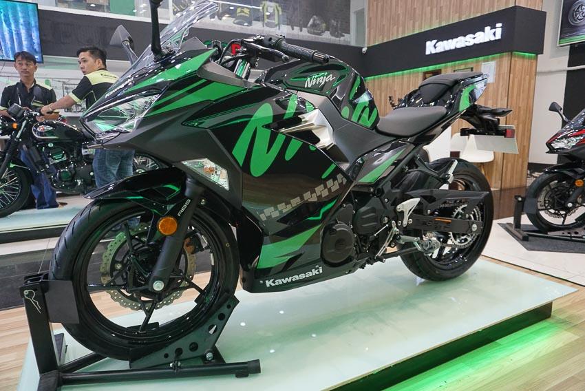 Kawasaki Ninja 400 ABS 2019 13