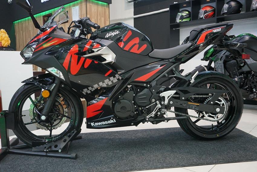 Kawasaki Ninja 400 ABS 2019 14