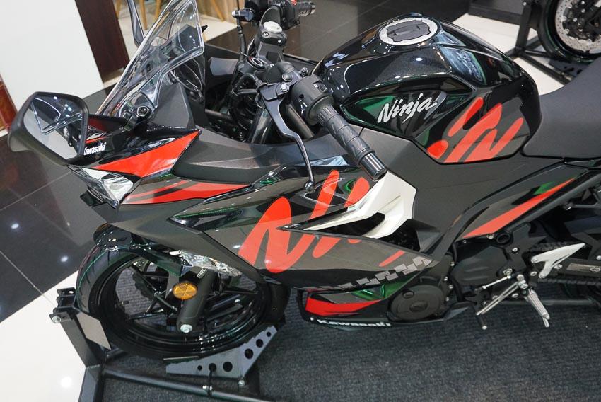 Kawasaki Ninja 400 ABS 2019 15