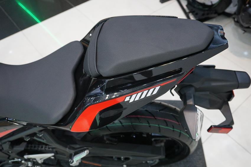 Kawasaki Ninja 400 ABS 2019 17