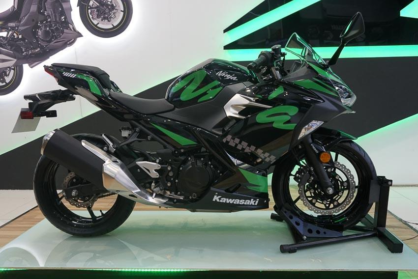 Kawasaki Ninja 400 ABS 2019 2