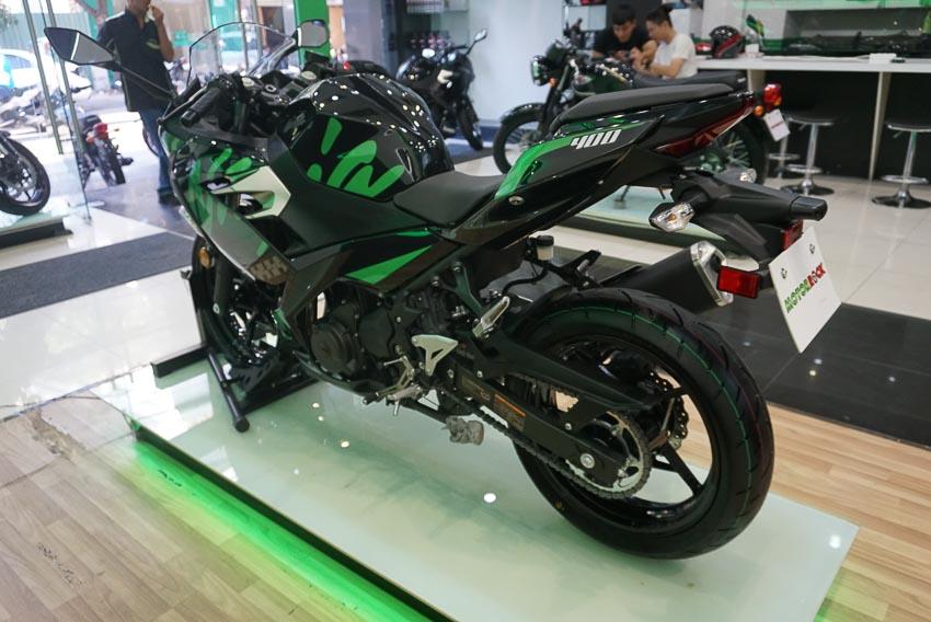 Kawasaki Ninja 400 ABS 2019 20