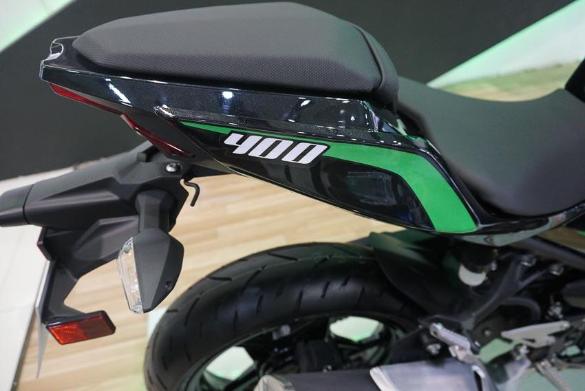 Kawasaki Ninja 400 ABS 2019 22
