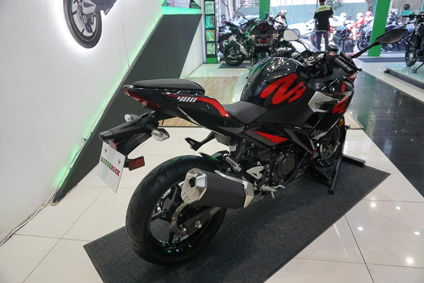 Kawasaki Ninja 400 ABS 2019 23